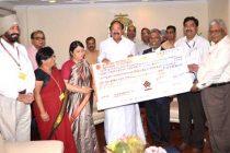 HUDCO Pays – Rs. 100.01 Crore to GoI