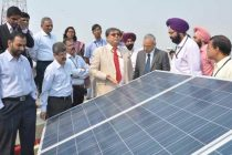 NTPC installs 110 kWp Rooftop Solar PV plant