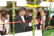Inauguration of PNB exchange counters at IGI Airport