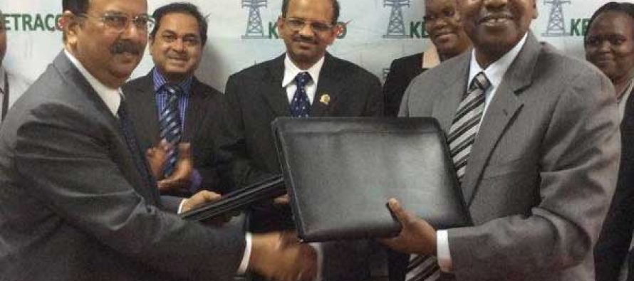 POWERGRID Signs agreement with KETRACO