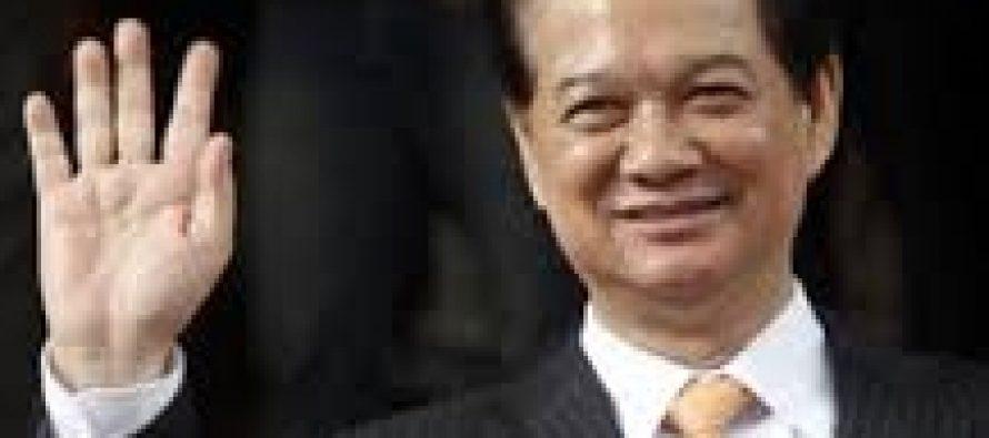Vietnam prime minister arrives in Bodh Gaya