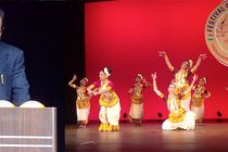 The MoS (IC) for Culture and Tourism, Shripad Yesso Naik inaugurated the yearlong festival of India, at Tokyo, in Japan