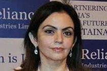 Nita Ambani invited to US cancer institute board