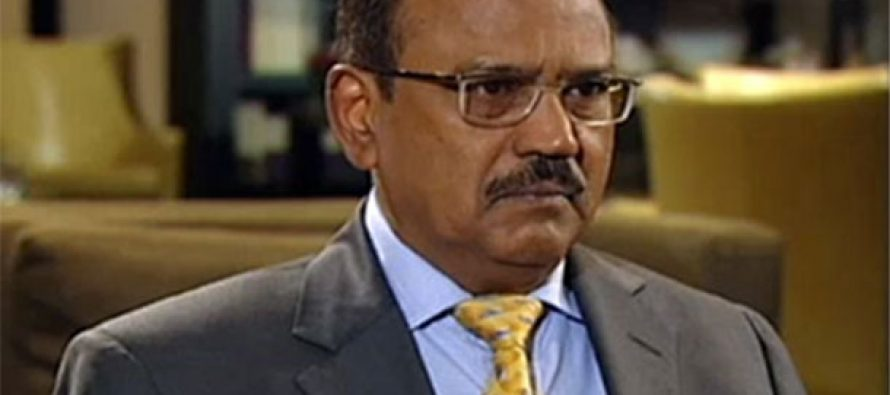 Doval to stay NSA, gets Cabinet rank