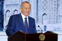 Address by the President of the Republic of Uzbekistan Islam Karimov at the Opening Ceremony of the 99th Session of the Executive Council of the World Tourism Organization