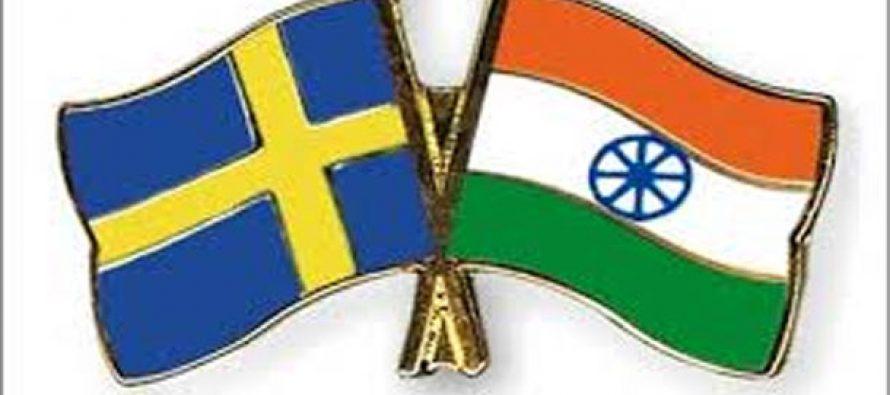 Sweden-India week to focus on improving business ties