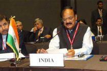 The Minister for Urban Development, Housing and Urban Poverty Alleviation and Parliamentary Affairs, M. Venkaiah Naidu