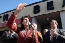 Nikki Haley wins second term as South Carolina governor