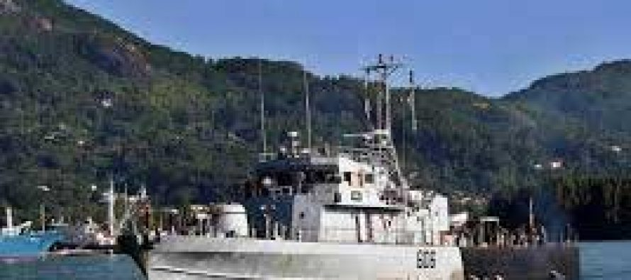 India to hand over Fast Attack Craft to Seychelles