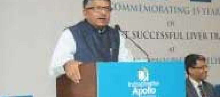 e-Commerce will pave way for Digital India, says Prasad