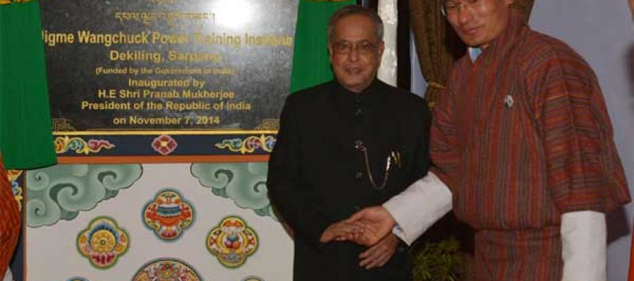 India, Bhutan sensitive to each other's vital interests: President