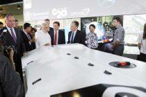 Modi visits Australian varsity, gets update on agriculture