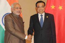The Prime Minister, Narendra Modi meeting the Premier of People's Republic of China, Li Keqiang, in Nay Pyi Taw, Myanmar