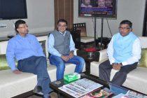 Ravi Shankar Prasad meets Flipkart's CEO