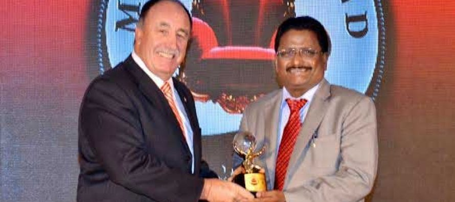 NLC honoured with Master Brand Award