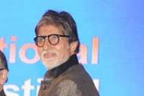 The Chief Guest Superstar Amitabh Bachchan and the Minister for Finance, Corporate Affairs and Information & Broadcasting, Arun Jaitley