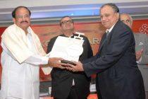 BHEL conferred Skoch Foundation Order of Merit Awards