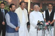 Modi leaves for SAARC Tuesday, meeting with Sharif not ruled out