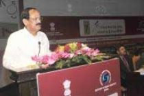 Need to promote walking, cycling in cities: Naidu