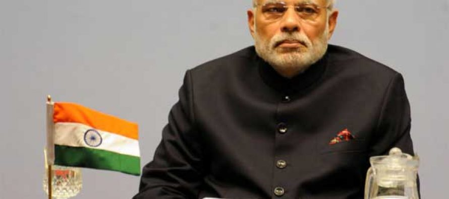 Collective efforts more important in Saarc region: Modi