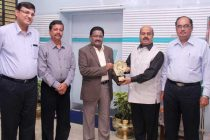 NLC won National Awards  for HR & Environment Initiatives