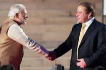 Modi, Sharif hold informal talks at Saarc retreat