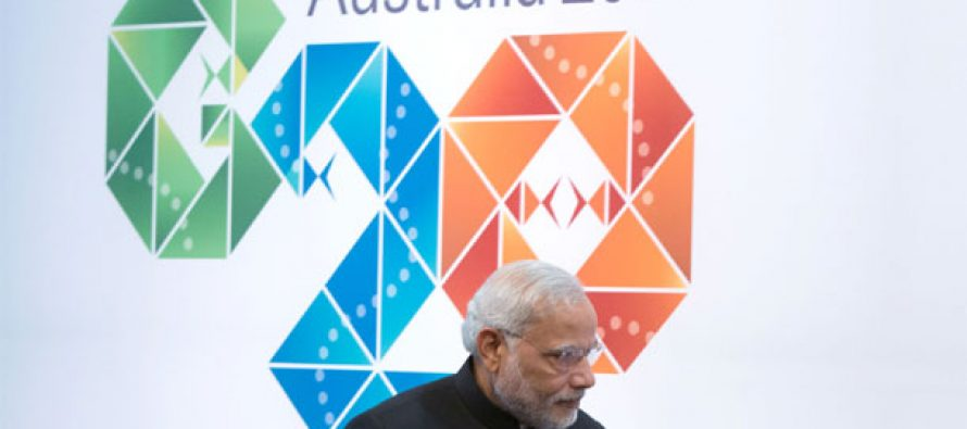Modi proposes global centre for clean energy research