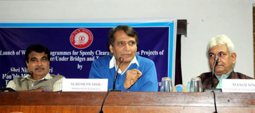 Convergence of benefit schemes required: Railway minister