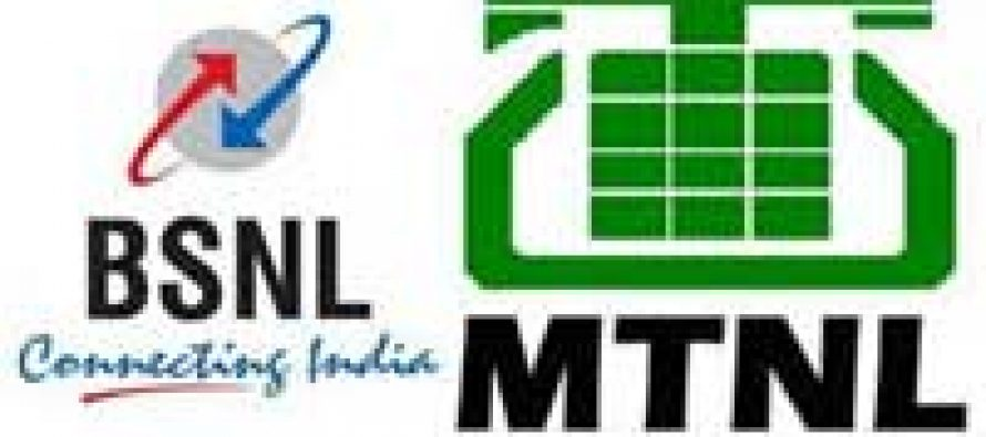 BSNL lost Rs.3,785 crore, MTNL Rs.1,567 crore