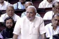Modi says he disapproves minister's remark