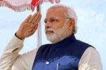 Modi salutes CISF on Raising Day