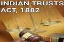 Cabinet nod for changes to Indian Trusts Act, 1882