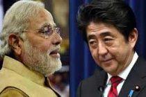 Modi congratulates Japanese PM on poll win