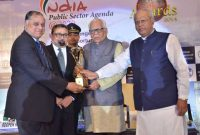 BHEL has been conferred the PSE Excellence Award 2014 for R&D and Technology Development in the Maharatna & Navratna CPSEs