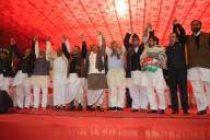 Janata Parivar targets Modi government on black money, conversions