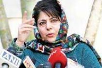 We've support of 55 legislators: Mehbooba Mufti