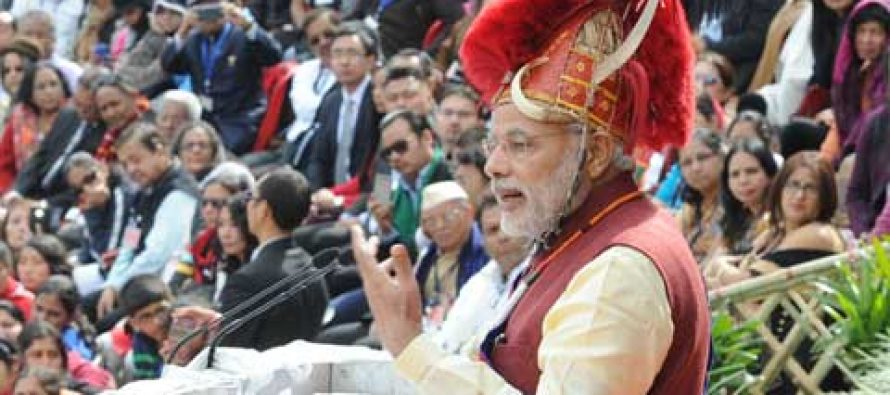 Northeast India to be made gateway of Southeast Asia : Modi