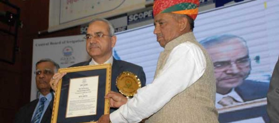 NTPC Awarded as Best Performing Thermal Utility