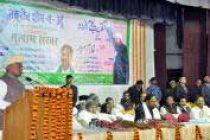 Bihar CM meets SC/ST officials