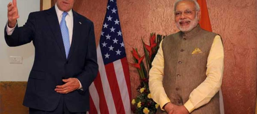 Kerry highlights India's role as strategic partner of US (Roundup)