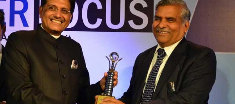 REC recognized at the 'The Economic Times- Power Focus'