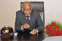 A. S. Kiran Kumar takes over as the Secretary, Department of Space, Chairman, Space Commission and Chairman, ISRO on Jan 14, 2015.