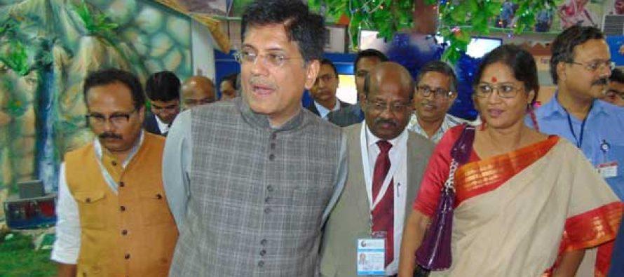 MoSP appreciates showcase of REC work at Vibrant Gujarat