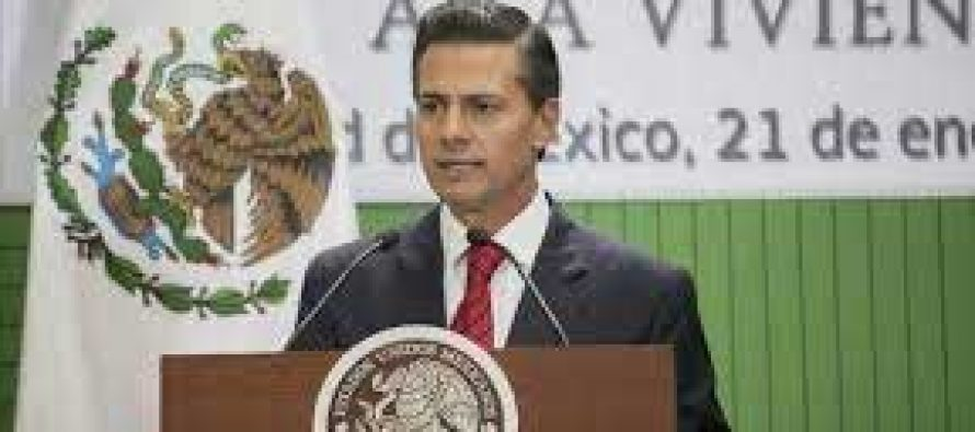 Mexico launches housing plan for six mn people