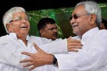 RJD, JD-U will merge, say Lalu and Nitish