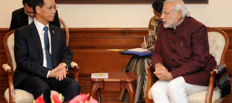 India, Myanmar to work together against insurgents