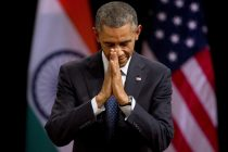 Obama invokes Vivekananda, calls out to 'Sisters and brothers of India'