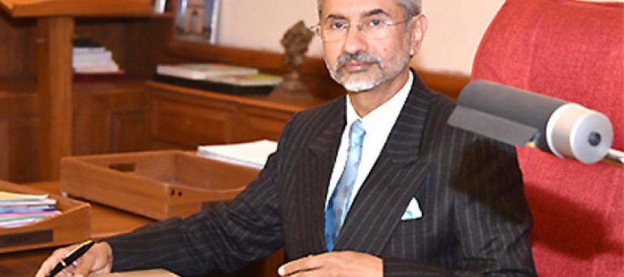Visit reflects importance of India-Nepal ties: Jaishankar