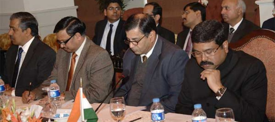 India urges decision on TAPI project firm at Islamabad meet