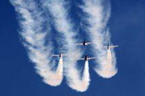 Aero India: IAF honours slain Surya Kiran pilot with 'missing man' formation